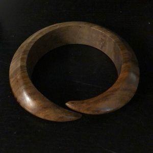 Jewelry - Gorgeous one of a kind Wood Bracelet
